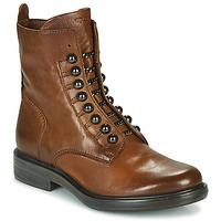 Zapatos Mujer Botas de caña baja Mjus CAFE STYLE Camel