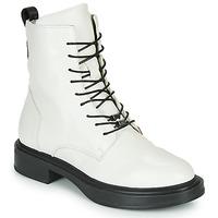 Zapatos Mujer Botas de caña baja Mjus MORGANA Blanco