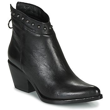 Zapatos Mujer Botines Mjus TEP Negro