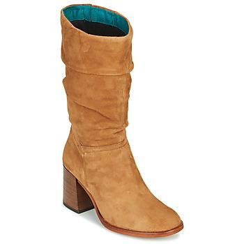 Zapatos Mujer Botas urbanas Mjus TUA Beige