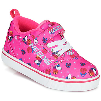 Zapatos Niña Zapatos con ruedas Heelys PRO 20 X2 Rosa