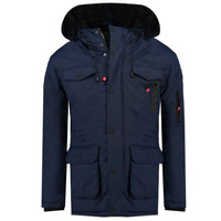 textil Niño Parkas Geographical Norway ALCALINE BOY Marino