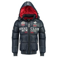 textil Niño Plumas Geographical Norway AVALANCHE BOY Marino