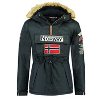 textil Niño Parkas Geographical Norway BARMAN BOY Marino