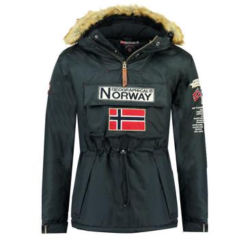 textil Niño Parkas Geographical Norway BARMAN BOY Marino