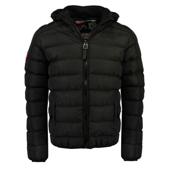 textil Niño Plumas Geographical Norway BOMBE BOY Negro