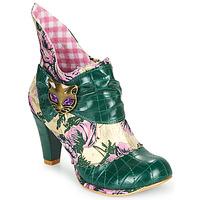 Zapatos Mujer Botines Irregular Choice MIAOW Verde