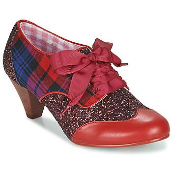 Zapatos Mujer Zapatos de tacón Irregular Choice END OF STORY Rojo / Azul