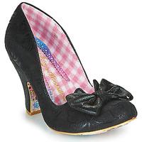 Zapatos Mujer Zapatos de tacón Irregular Choice NICK OF TIME Negro