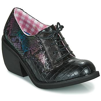 Zapatos Mujer Derbie Irregular Choice TIPPLE Negro