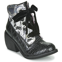 Zapatos Mujer Botas de caña baja Irregular Choice SCARPER Negro