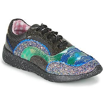 Zapatos Mujer Zapatillas bajas Irregular Choice JIGSAW Negro