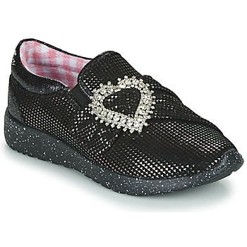Zapatos Mujer Zapatillas bajas Irregular Choice TWO SHAKES Negro