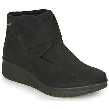 Zapatos Mujer Botas de caña baja Romika Westland CALAIS 53 Negro