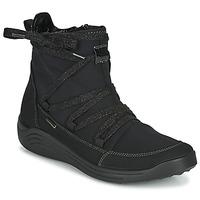 Zapatos Mujer Botas de caña baja Romika Westland MONTPELLIER 01 Negro
