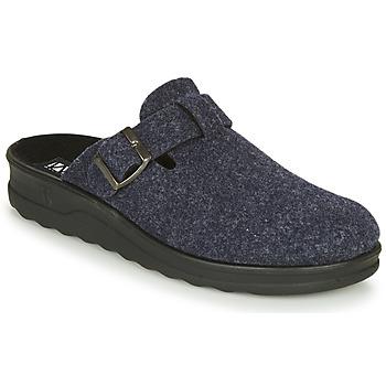 Zapatos Hombre Pantuflas Romika Westland METZ 240 Azul