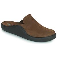 Zapatos Hombre Pantuflas Romika Westland MONACO 202 Marrón