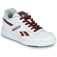 Zapatos Zapatillas bajas Reebok Classic BB 4000 Blanco / Burdeo