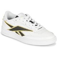 Zapatos Zapatillas bajas Reebok Classic CLUB C 85 Blanco / Negro