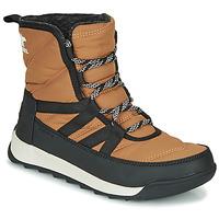 Zapatos Mujer Botas de caña baja Sorel WHITNEY II SHORT LACE Marrón