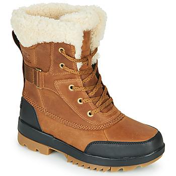 Zapatos Mujer Botas de nieve Sorel TORINO II PARC BOOT Marrón