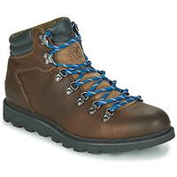 Zapatos Hombre Botas de caña baja Sorel MADSON HIKER II WP Marrón