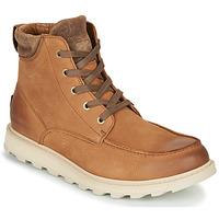 Zapatos Hombre Botas de caña baja Sorel MADSON II MOC TOE WP Marrón