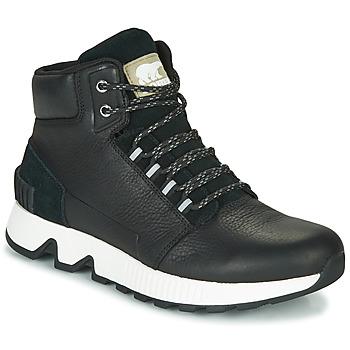 Zapatos Hombre Zapatillas altas Sorel MAC HILL MID LTR WP Negro