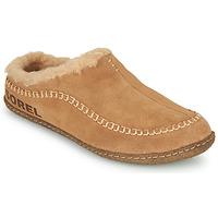 Zapatos Hombre Pantuflas Sorel LANNER RIDGE Marrón
