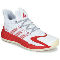 Zapatos Baloncesto adidas Performance COLL3CTIV3 2020 LOW Blanco / Rojo