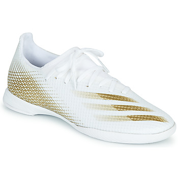 Zapatos Hombre Fútbol adidas Performance X GHOSTED.3 IN Blanco