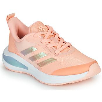 Zapatos Niña Zapatillas bajas adidas Performance FORTARUN  K Rosa