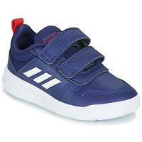 Zapatos Niños Zapatillas bajas adidas Performance TENSAUR I Azul / Blanco