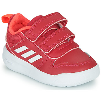 Zapatos Niña Zapatillas bajas adidas Performance TENSAUR I Rosa / Blanco