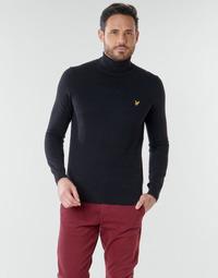 textil Hombre Jerséis Lyle & Scott KN1020V Negro