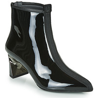 Zapatos Mujer Botines United nude LUCID MOLTEN MID Negro