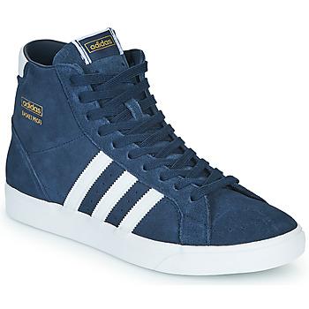 Zapatos Zapatillas altas adidas Originals BASKET PROFI Azul