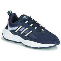 Zapatos Mujer Zapatillas bajas adidas Originals HAIWEE W Azul / Blanco