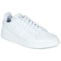 Zapatos Zapatillas bajas adidas Originals SUPERCOURT Blanco