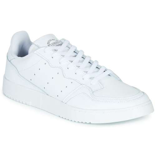 Zapatos Zapatillas bajas adidas Originals SUPERCOURT Blanco