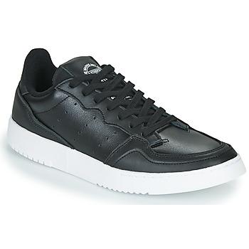 Zapatos Zapatillas bajas adidas Originals SUPERCOURT Negro