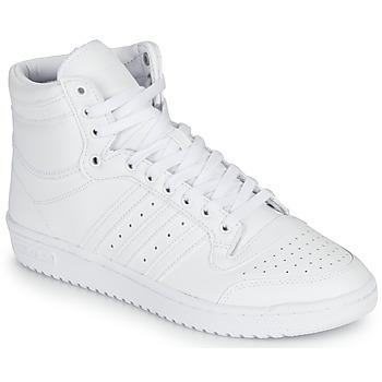 Zapatos Zapatillas altas adidas Originals TOP TEN Blanco
