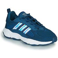 Zapatos Niño Zapatillas bajas adidas Originals HAIWEE J Azul