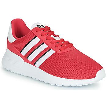 Zapatos Niña Zapatillas bajas adidas Originals LA TRAINER LITE J Rosa