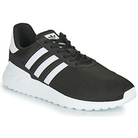 Zapatos Niños Zapatillas bajas adidas Originals LA TRAINER LITE J Negro / Blanco