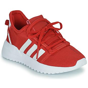 Zapatos Niños Zapatillas bajas adidas Originals U_PATH RUN C Rojo