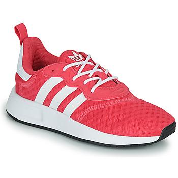 Zapatos Niña Zapatillas bajas adidas Originals X_PLR S J Rosa