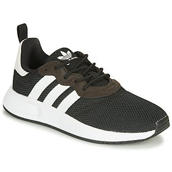 Zapatos Niño Zapatillas bajas adidas Originals X_PLR S J Negro