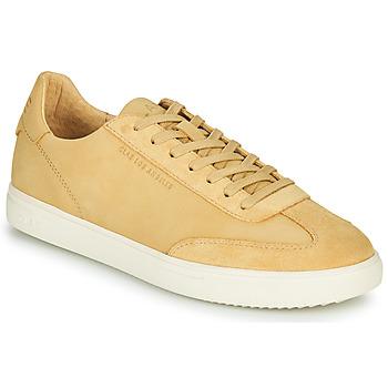 Zapatos Hombre Zapatillas bajas Clae DEANE Camel