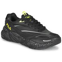 Zapatos Hombre Zapatillas bajas Fila RUSH CB Negro